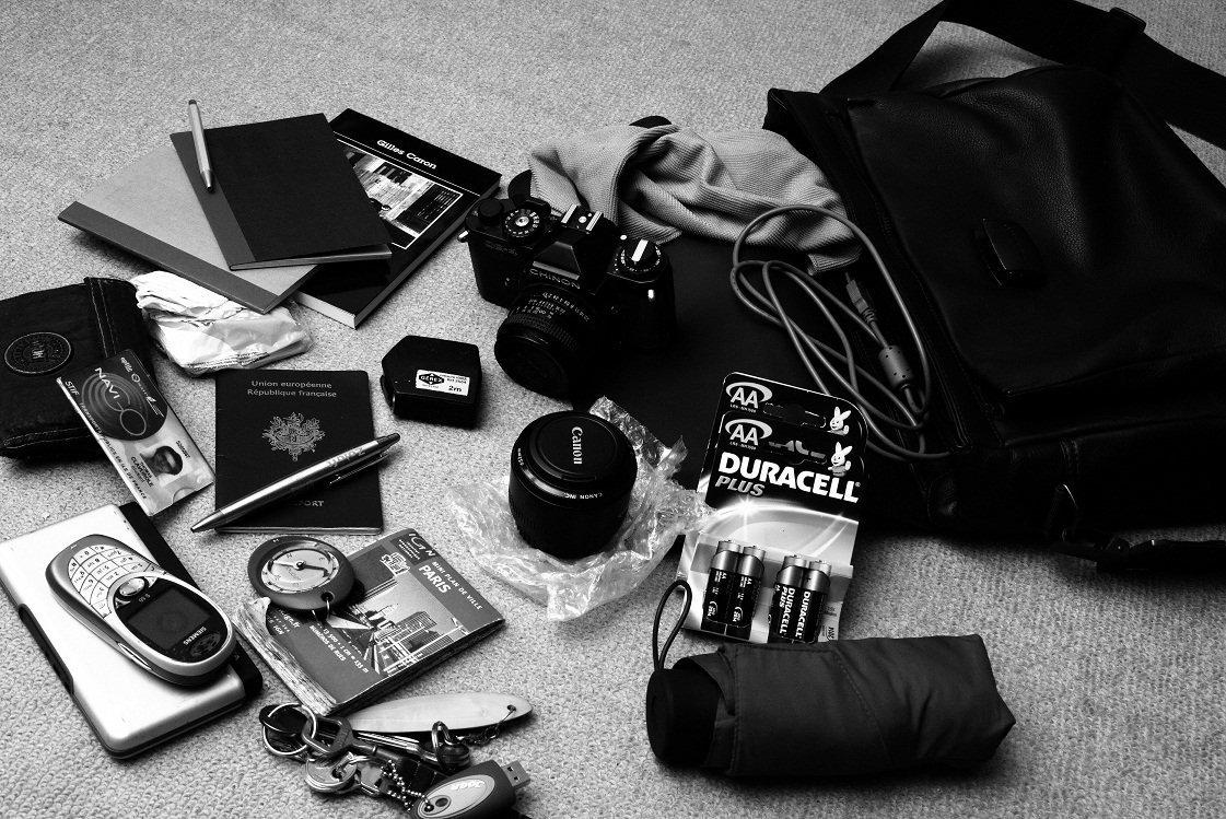 organise Travel bag