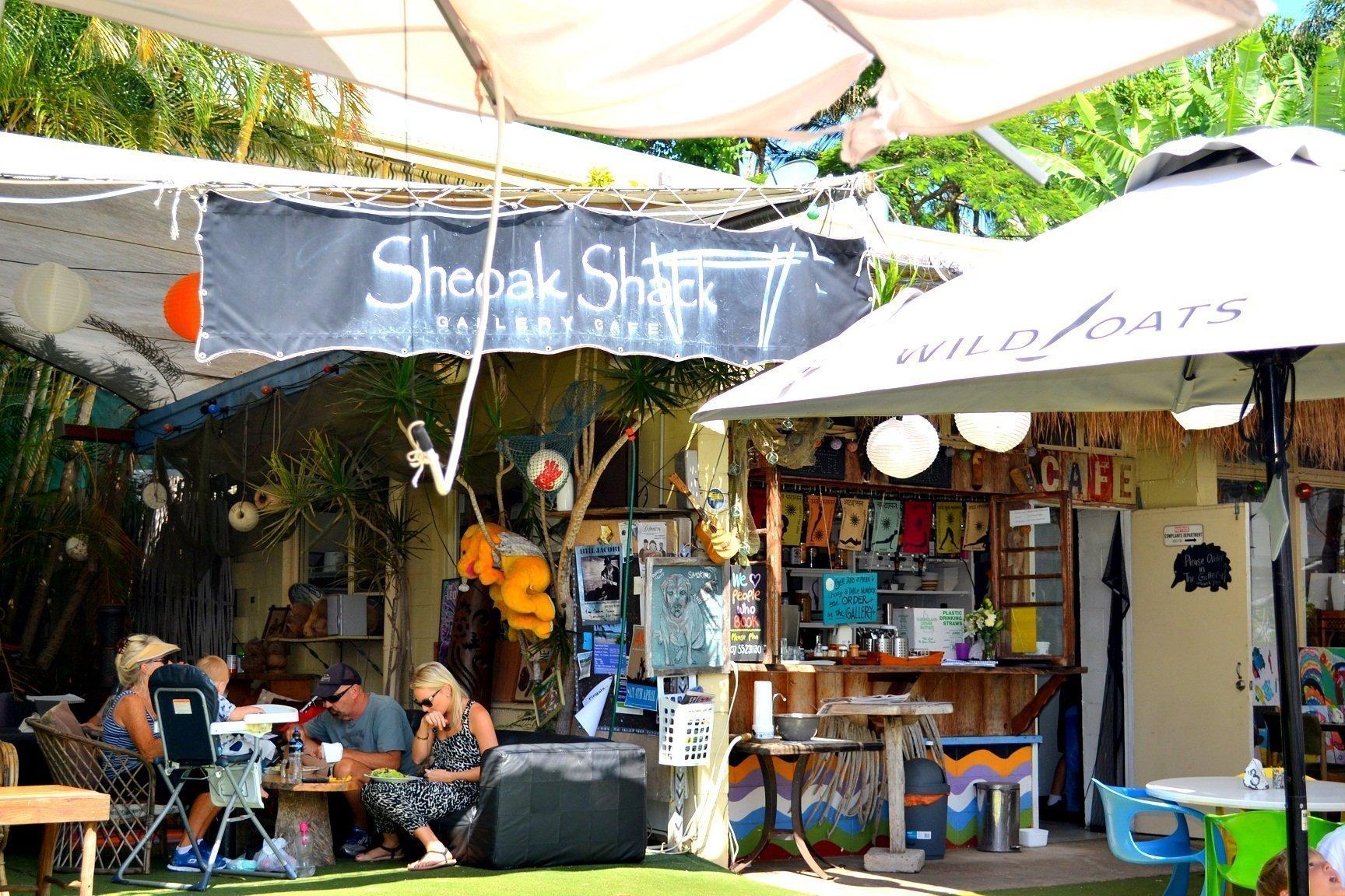 Sheoak Cafe tweed heads