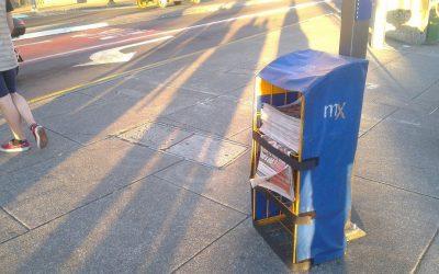 mX Newspaper Shut Down in Australia