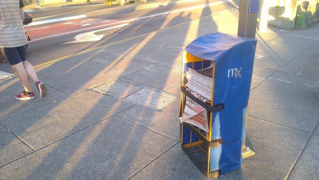 mx newspaper