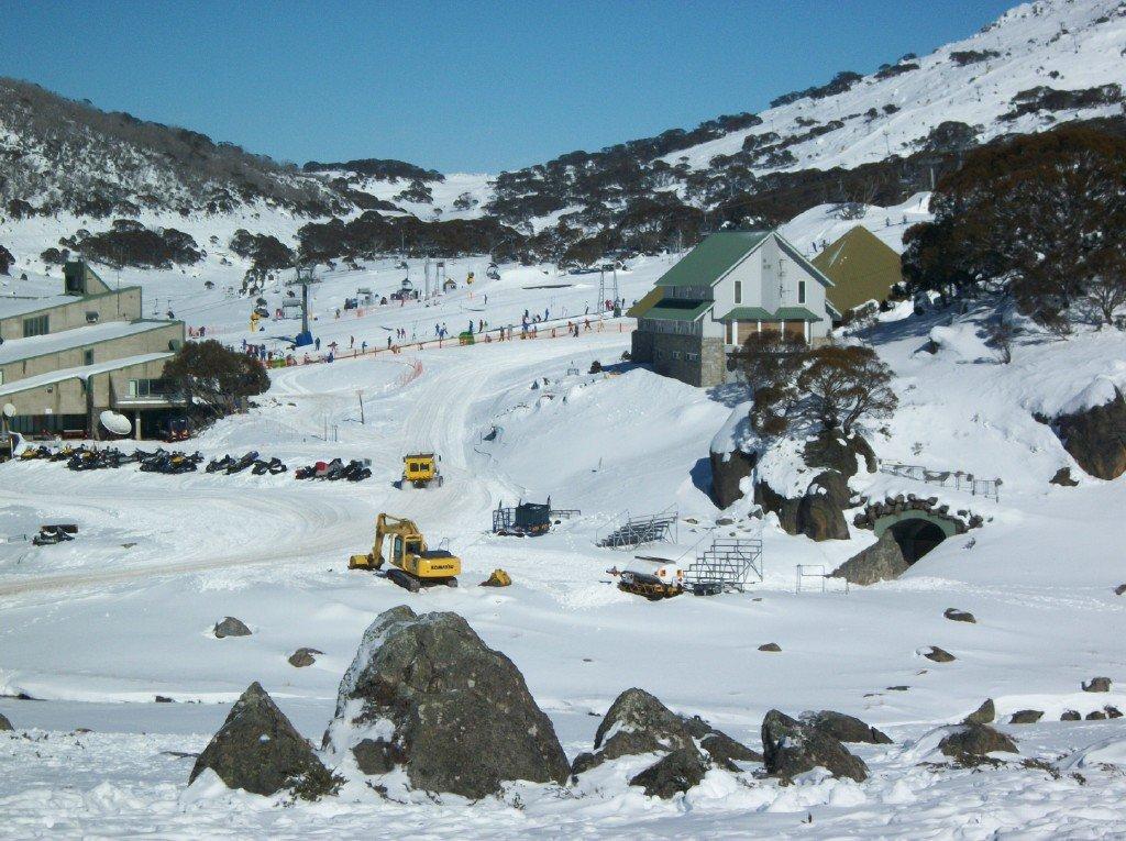 Winters Australia