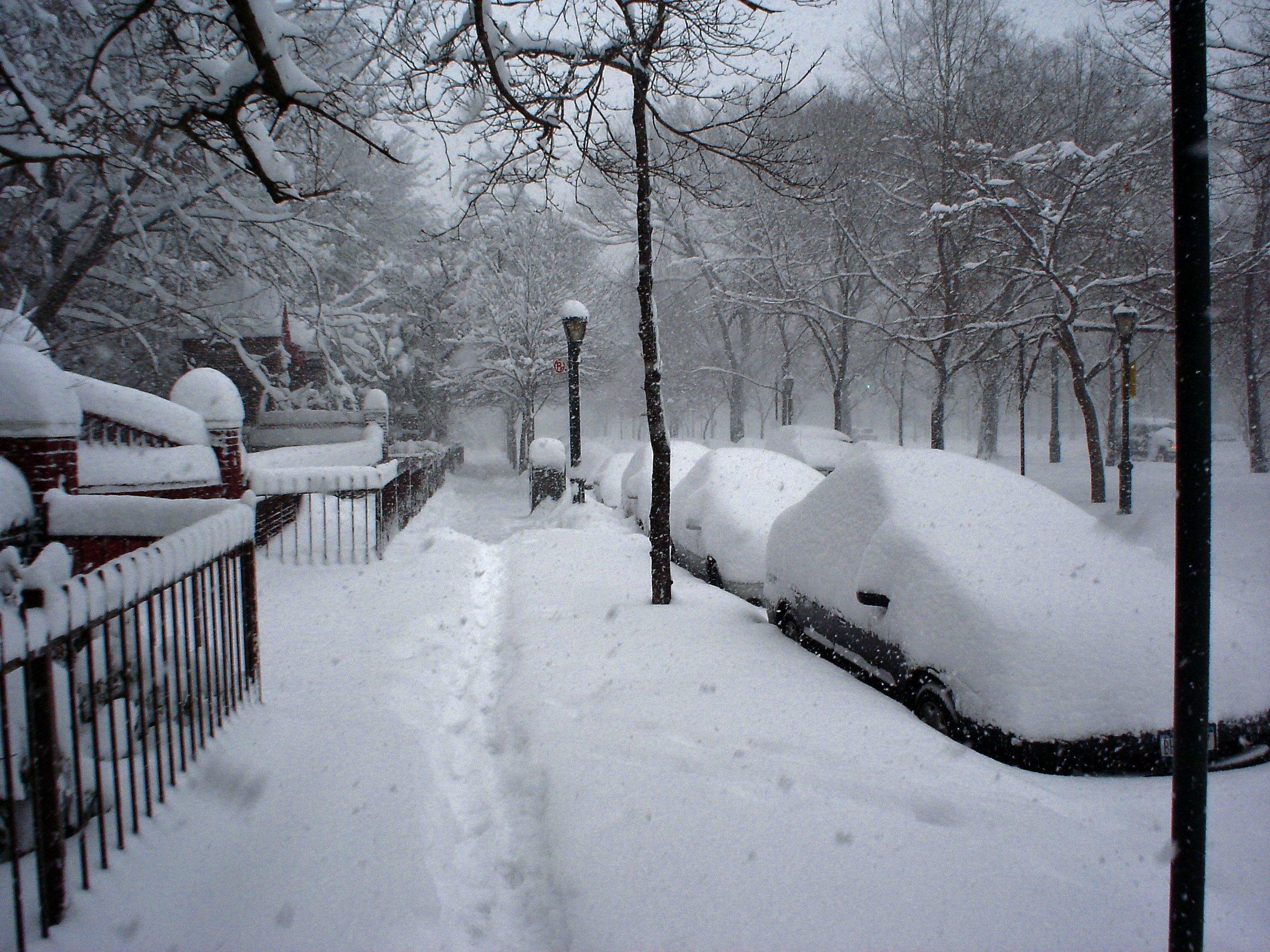 Snow in Australia