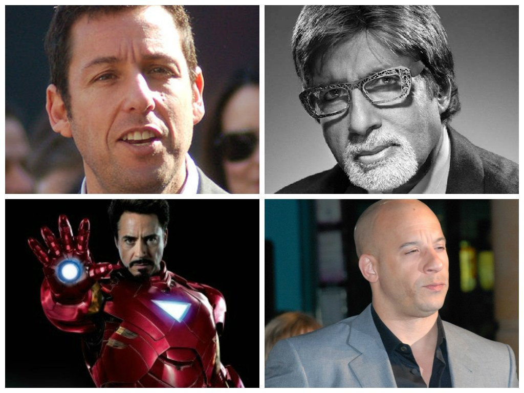 top paid actors 2015