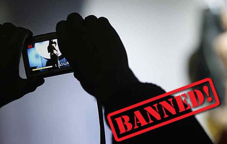 Porn ban India