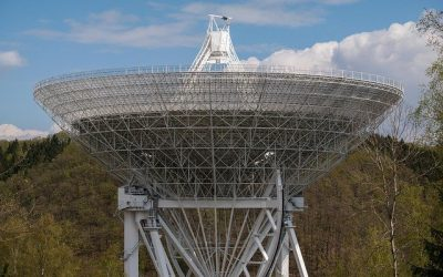 Scientists Receive Radio Signals From Another World.