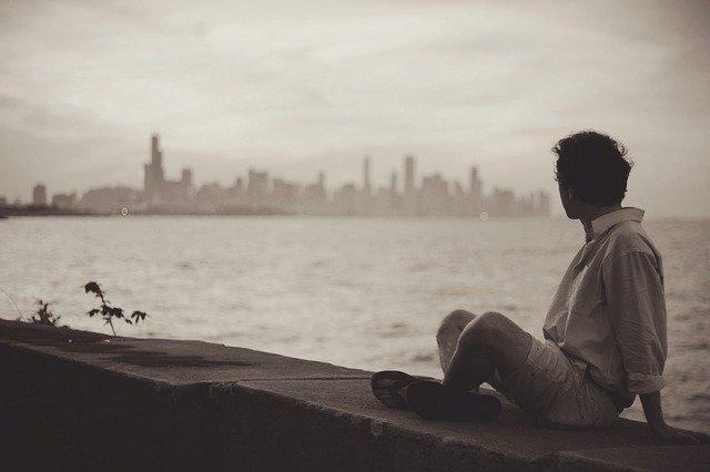 lonely men