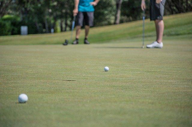 public golf course cannon hill brisbane
