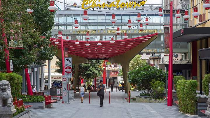 Chinatown Mall puts on a historic show this September