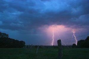 storm season Australia weather