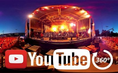 YouTube's 360 Degree Video Feature is Pure Genius!