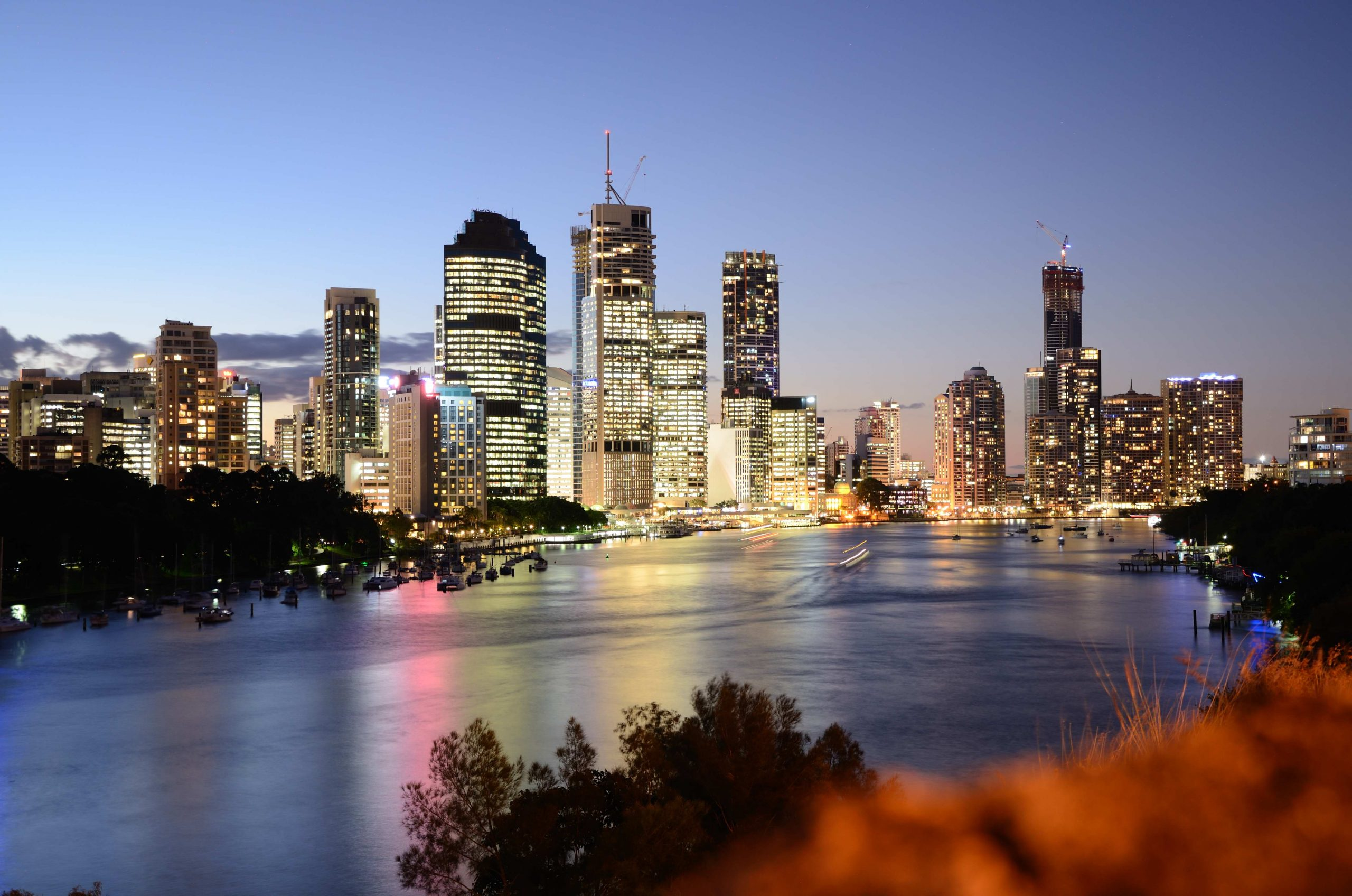Brisbane Truly on Track to Become Australia's New World City