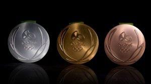 Rio Medals value