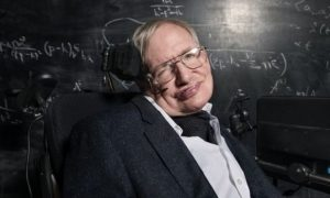 Physicist Stephen Hawking has died, aged 76