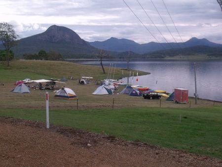 camping spots brisbane