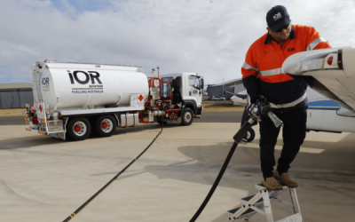 IOR | Self-Service Diesel Stops and Fuel Depots Throughout Australia