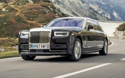 Why Luxury Vehicle Purchases Are on the Rise